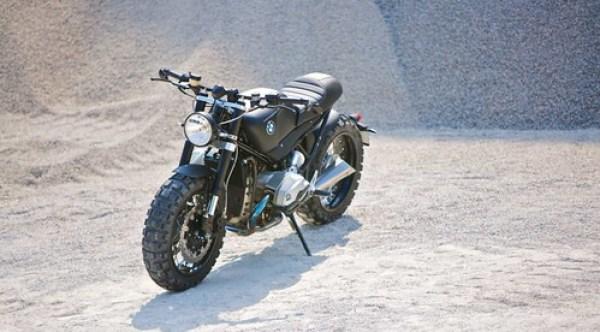 BMW R1200R por Lazareth 15