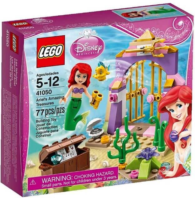 41050 Ariel's Amazing Treasures