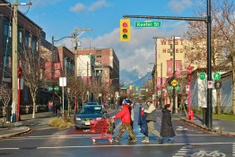 Red Light on Pender | Chinatown