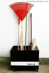The Garage Files - ELIZABETH JOAN DESIGNS