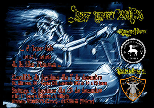 Cartel_Toy_Run_2013