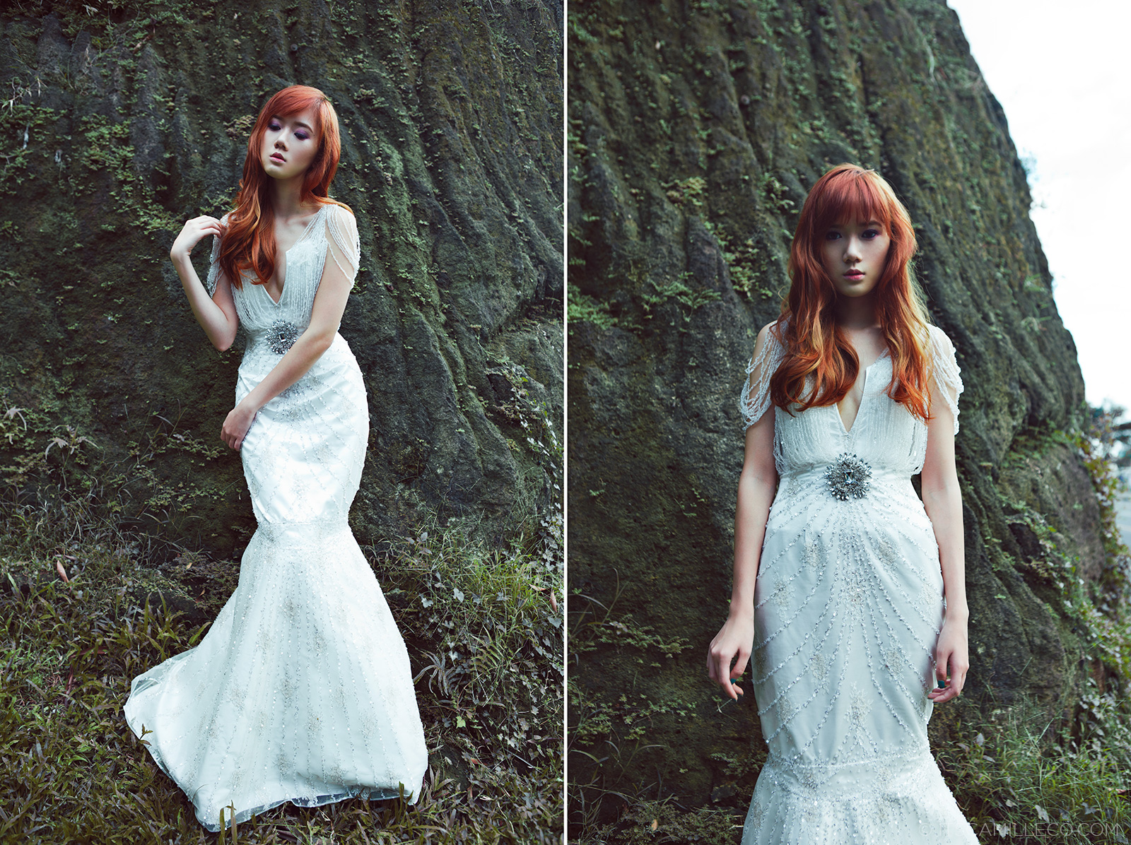 Corpse Bride Wedding Dress 27 Amazing Photos by Joseph Pascual
