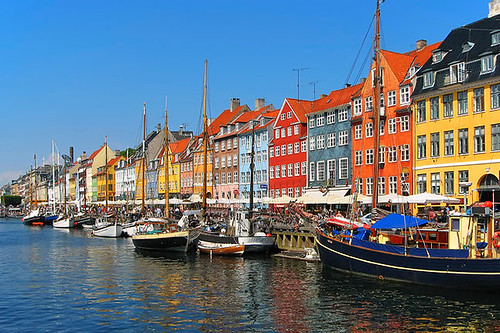 Copenhague: La Cultural Capital de Dinamarca