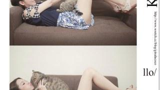 [穿搭] QQBOW。七月貓與喵喵的幸福 (下)