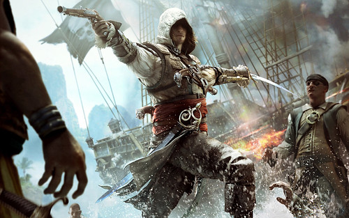 Assassin´s Creed 4 Black Flag: Acción y Aventura de Piratas