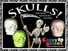 SKULLS Kickstarter - COMING SOON!