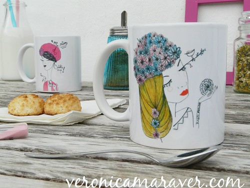 MUGS by Verónica Maraver