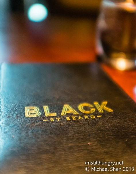 Black by Ezard