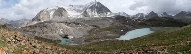 Besh Kol panorama