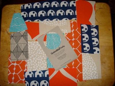 Umbrella Prints Trimmings Competition
