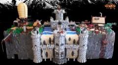 Steam Castle Falls 1/3 - Kyubi's part