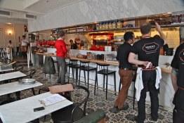 Homer St. Cafe + Bar