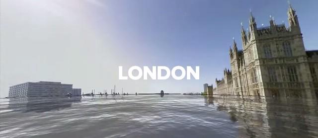 UNDER WATER London