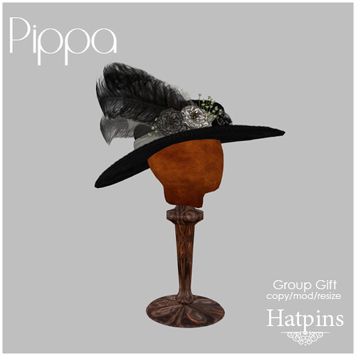 Hatpins - Pippa Group Gift