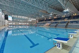 觀塘游泳池 indoor