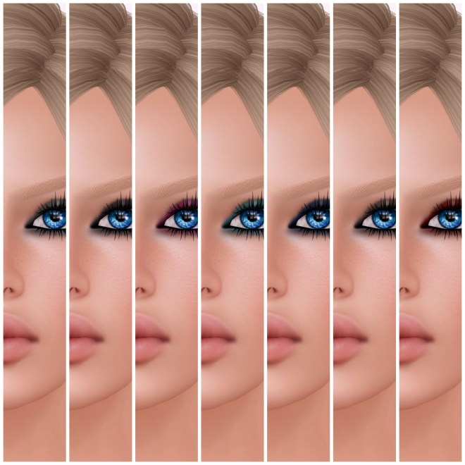 Glam Affair - Elit Eye Makeup Part 1