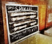 Ovaltine Cafe Specials