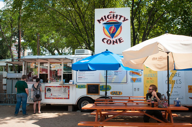 The Mighty Cone Austin Food Trucks-1