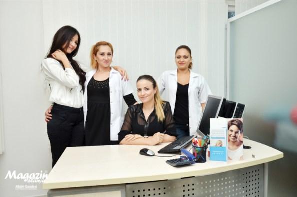Asiye Yeni, Şerife Özkan, Deniz Erdem Kalaycı, Alev Sayılıroğlu, Ayris Güzellik Merkezi