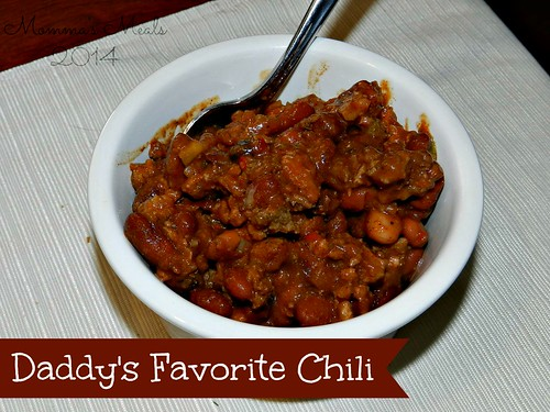 Daddy's Favorite Chili (2)