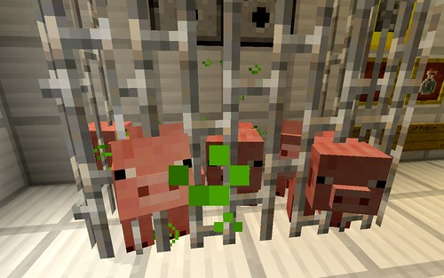 Minecraft at the Museum: Poison - Int Center of Poison Identification