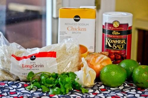 Cilantro Garlic Lime Rice-1