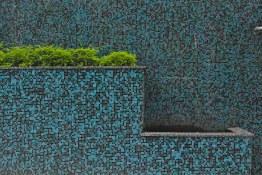 Electra Building Tile Detail