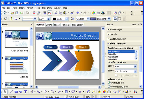 OpenOffice: Suite Ofimatica Multiplataforma y Open Source