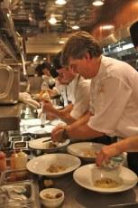 In The Kitchen At Araxi | Cornucopia