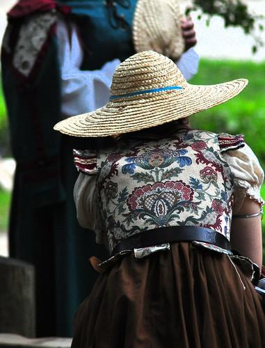 251: Woman in Hat