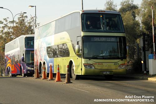 Tur Bus & Condor Bus - Santiago - Modasa Zeus / Mercedes Benz (DPWL12) (FDGY19)