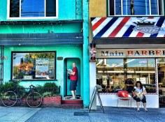 Neptoon Records on Main Street