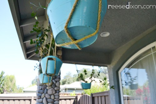 Hanging Basket Tutorial