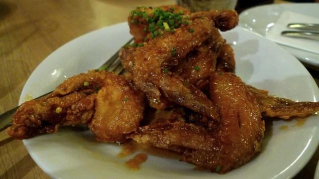 Namnam Patis wings