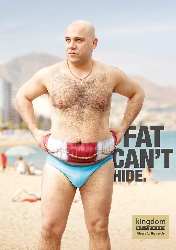 Kingdom of Sports - Fat Can't Hide Buoy
