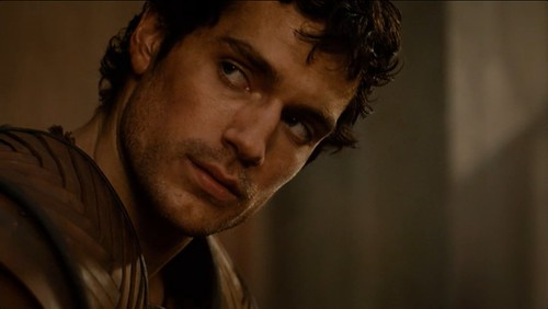 Henry Cavill in Immortals
