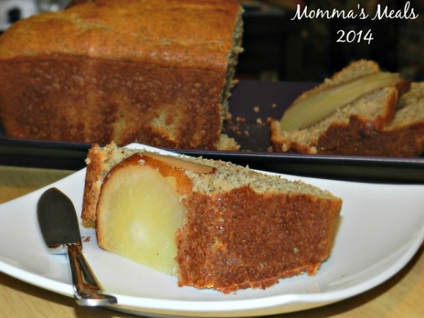 Pouched Pear Bread (1)
