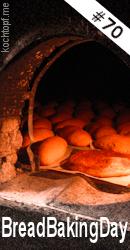 Bread Baking Day #70 - Brotstangen / Breadsticks (last day of submission Sept 1, 2014)