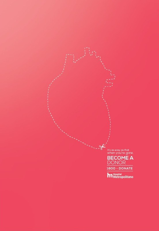 Become A Donor - Heart