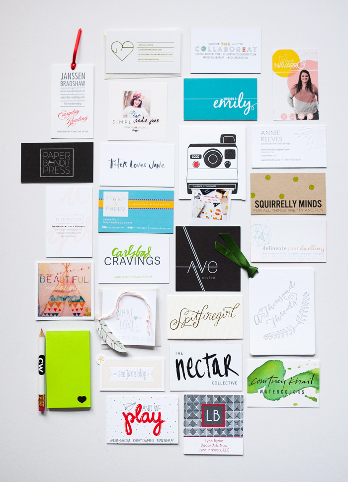 Alt Summit Business Card Inspiration