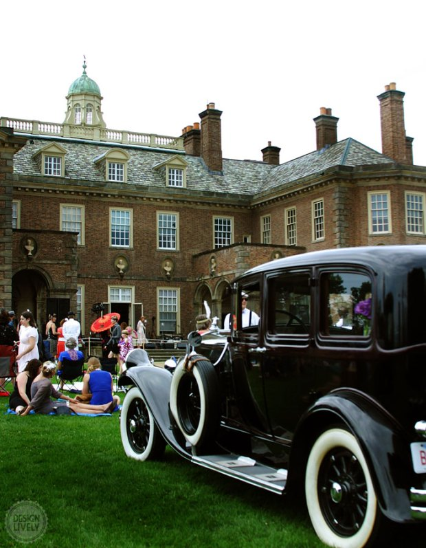 Roaring Twenties Lawn Party at the Crane Estate - DesignLively