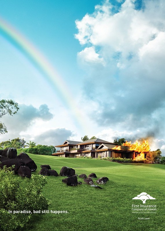 FICOH - Rainbow Burning