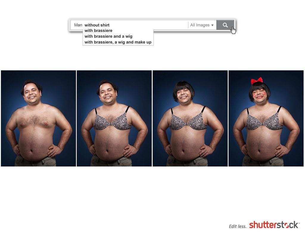 Shutterstock - Man