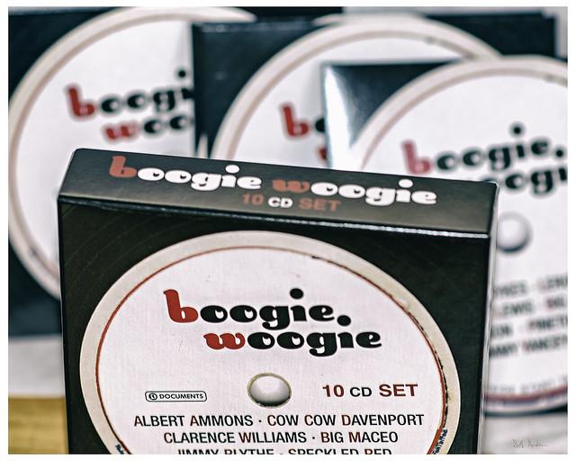 Boogie Woogie Box Set