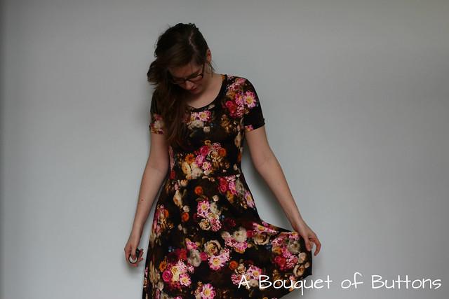 renfrew dress, stoffenspektakel