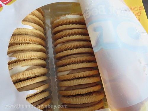 Nabisco Limited Edition Root Beer Float Oreo Cookies In Packaging