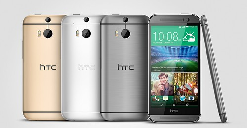 HTC One M8: La Segunda Generación del HTC One