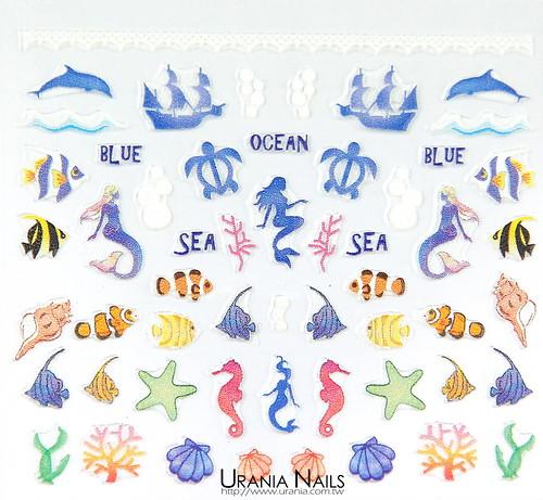 清新的夏日海洋风,萌到心坎里的小动物_饰品速览_马可
