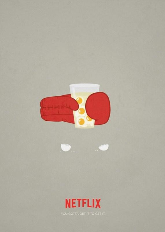 Netflix - You Gotta to get Rocky