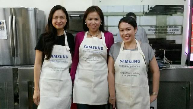 Samsung Cook-Off